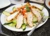 CHICKEN WEDGE SALAD