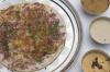 Onion Hot Chilli Uttapam