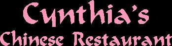 Cynthia's Chinese Restaurant - Oakville