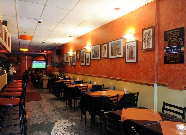 Rendez-Vous Ethiopian and Eritrean Restaurant