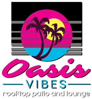Oasis Vibes | Rooftop Patio & Lounge