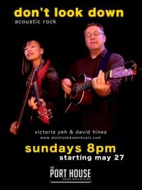 Victoria Yeh and David Hines