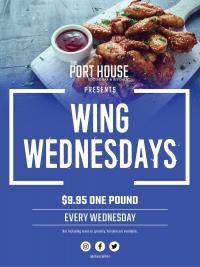 Wing Wednesdays
