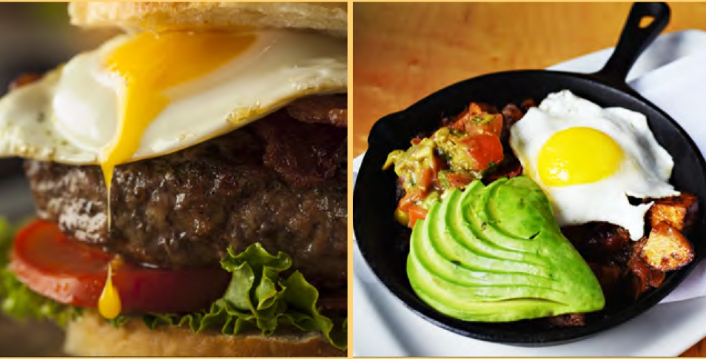 WEEKENDS AT THE CELLAR GOT EVEN BETTER WITH...BRUNCH!