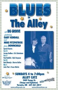 Sundays @ Alleycatz