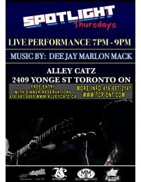 Thursdays @ Alleycatz