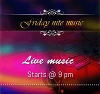 Friday Night Music!