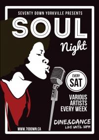 Soul Saturday's