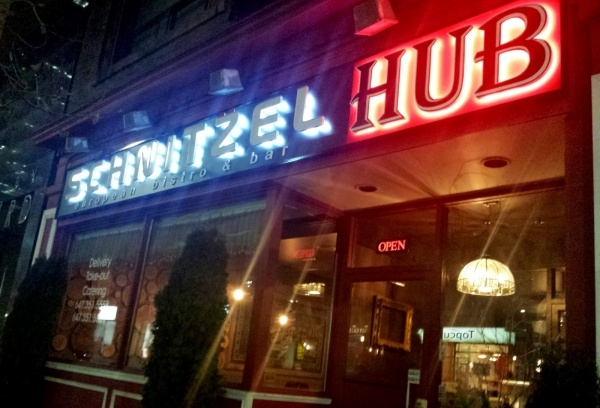 Book Your Holiday Party @ Schnitzel Hub!