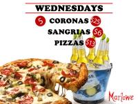 Latin Fiesta Wednesdays!