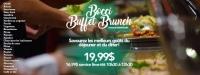 The Bocci Sunday Brunch Buffet