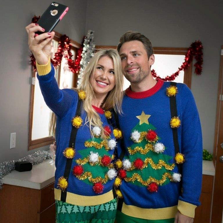 Ugly Sweater Christmas  Party!