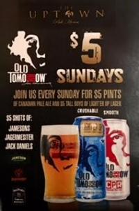 $5 Sundays