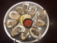 Oysters Available Every Thursday after 5:00pm!