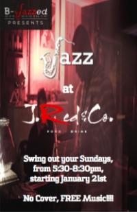 JAZZ NIGHT @ J.Red&Co.