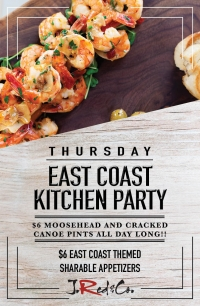 East Coast Kitchen Party