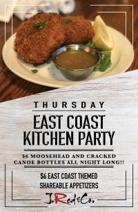 East Coast Kitchen Party