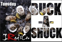 I don't give a shuck Tuesday's @J.Red&Co.