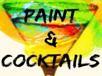 Paint and Cocktails! on FLYING WEDNESDAY