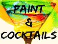 Paint and Cocktails!