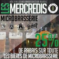 Mercredi Microbrasserie