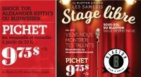 Samedi Stage Libre