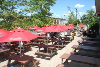 The Keating Channel Pub & Grill is featured this month