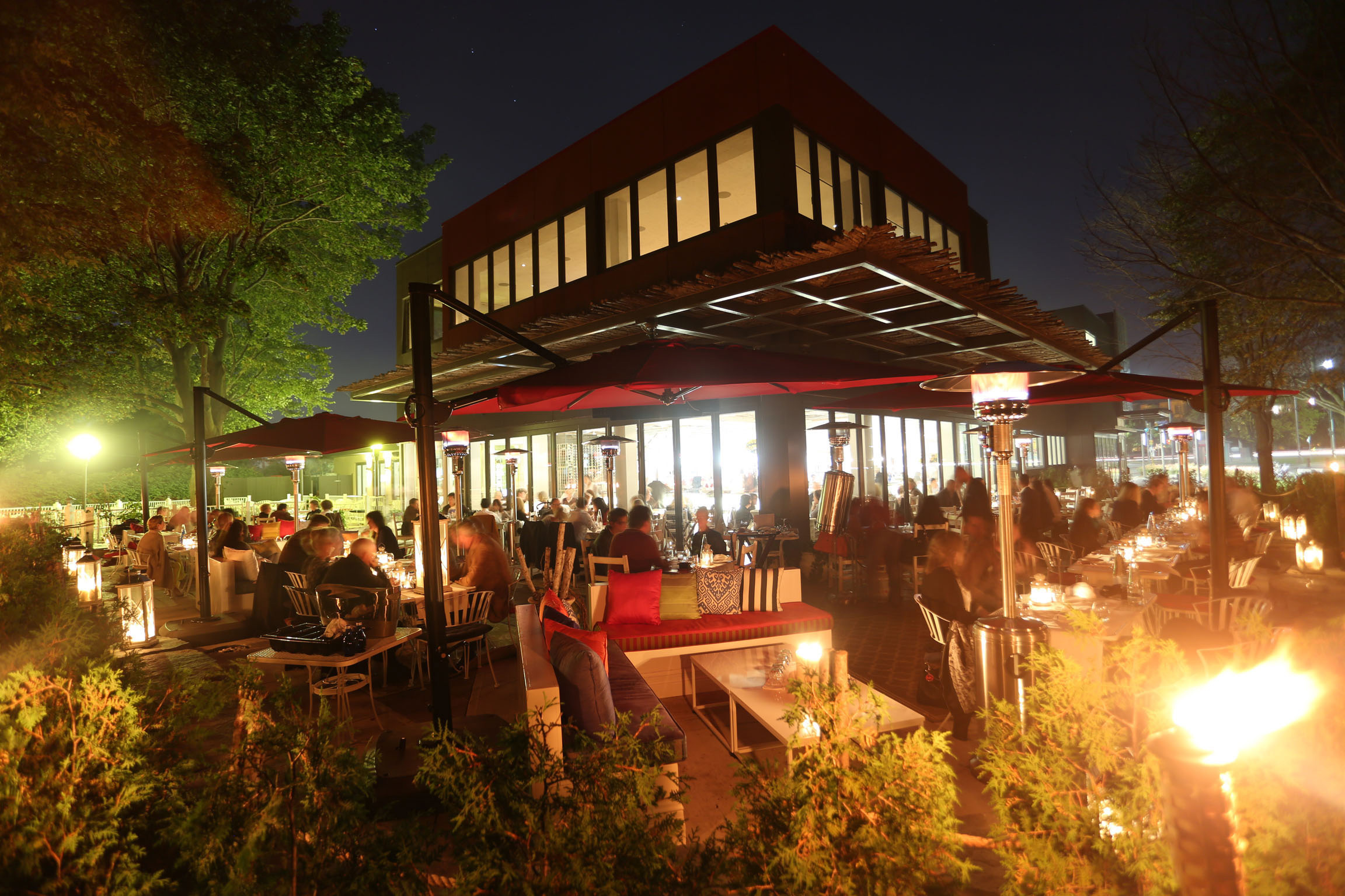 Best Toronto restaurants for patios\'s photo