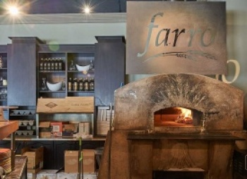 Farro Ristorante is featured this month