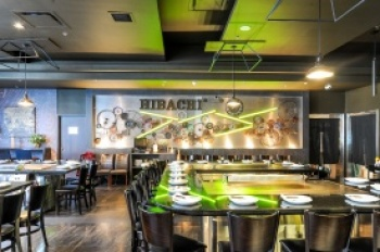 Hibachi Teppanyaki & Bar - Toronto is featured this month