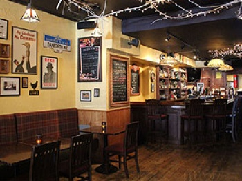 The Hogtown Pub and Oysters is featured this month