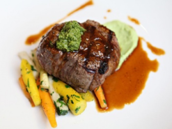 Modus Ristorante is featured this month