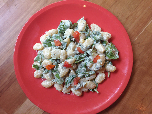 Latest food article: Satisfying gnocchi with a twist