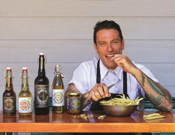 Celebrity Chef Chuck Hughes returns to Toronto this weekend\'s photo