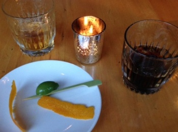Latest food article: The Vermouth Direction