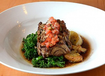 Braised Restaurant & Bar is featured this month