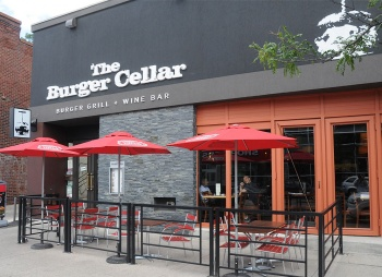 The Burger Cellar  is featured this month