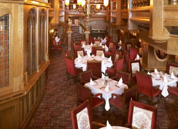 La Castile Steak House is featured this month