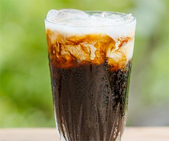 Sip on a cold brew coffee\'s photo