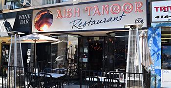 Aish Tanoor Restaurant