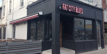 Alan Vernon gives Fat City Blues  a rating of B