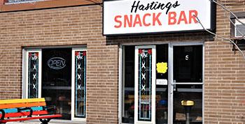 Hasting Snack Bar