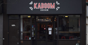 Kaboom Chicken