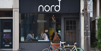 Alan Vernon gives Nord Bistro  a rating of C
