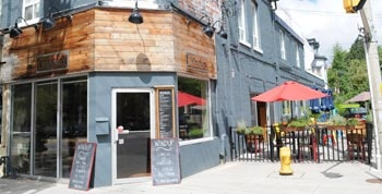Alan Vernon gives Windup Restaurant  a rating of B-