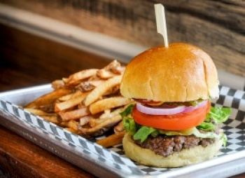 Hole-E Burger - Yonge and Eglinton is featured this month