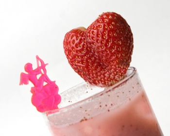 Latest food article: Shareable sipping for Valentine's Day
