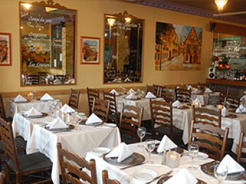Marcels Bistro & Lounge is featured this month