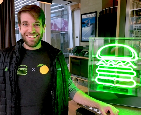 Shake Shack's One Day Only Toronto Pop-Up\'s photo