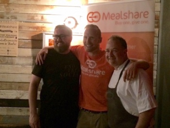 Latest News: Mealshare's launch a success